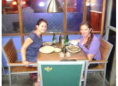 santiago dinner