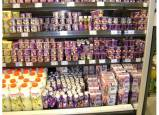 Yogurt, tons of yogurts